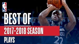 Download Best Plays From The 2017-2018 NBA Season (Westbrook, Kyrie, Joel Embiid, and More!) Video