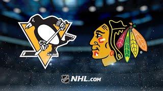 Download Saad, Blackhawks dominate Penguins, 10-1 Video