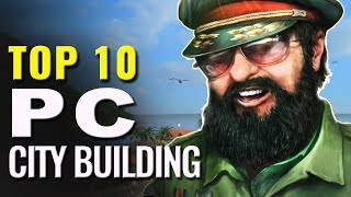 Download Top 10 Best City Building PC Games Video
