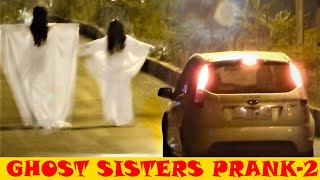 Download REAL GHOST SISTERS PRANK PART 2 (EXTREME) BEST FUNNY VIDEO | PAPACRAZY Video