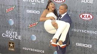Download Guys Choice Awards 2015 Taraji P. Henson, Terrence Howard, Charlotte McKinney Video