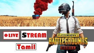 Download Pubg Mobile 🔴 Live Stream in Tamil | Fun Game PLAY With Unlimited Room Video