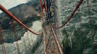 Download San Andreas (2015) - Tsunami Scene - Pure Action [4K] Video