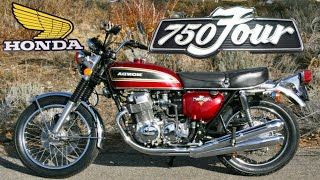 Download Honda CB 750 - the Bike that Changed Everything ! Video