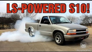 Download LS-swapped S10 part 2...Dyno and Burnouts! Video