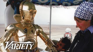 Download Anthony Daniels on Saying Goodbye to C-3PO in 'Star Wars: The Rise of Skywalker' Video