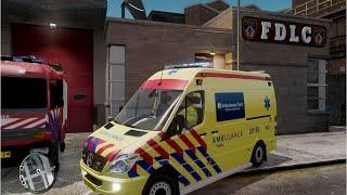 Download GTA IV - Firefighter Mod - Dutch Ambulance Service Video