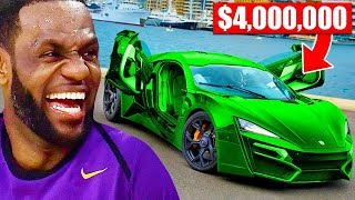 Download The Most Expensive Cars Of NBA Players - LeBron James | Kyrie Irving | Kevin Durant Video