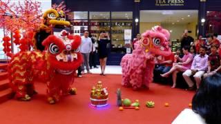 Download CNY2017~Lion Dance by Kun Seng Keng @ ″Spring into Prosperity″ launch in Da Men Mall, USJ, Malaysia Video
