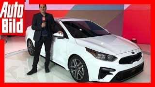 Download Kia Forte (NAIAS 2018) Sitzprobe/Details/Erklärung Video