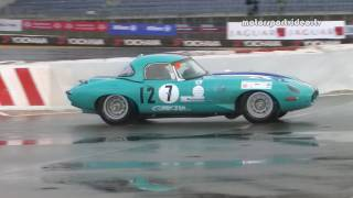 Download OGP Historic Marathon mit den Siegern Jaguar E-Type Video