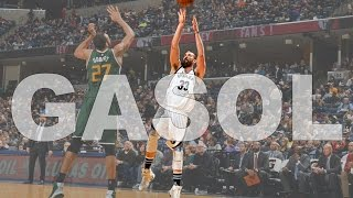 Download Marc Gasol West All-Star Reserve | 2017 Top 10 Video