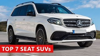 Download 7 Amazing 7-Seater SUVs and 3-Row Cars Coming In 2018 Video