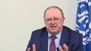 Download ILO Centenary : Testimony of Luc Cortebeeck (Belgium) Video