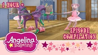 Download Angelina Ballerina - Full Episode Compilation - Angelina's Sleepover & Angelina's Lost Ice Skates Video