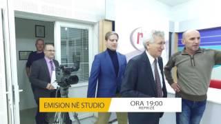 Download Emisioni Studio e hapur - Shqiperim Arifi Riza Halimi ne RTP REPRIZA Video