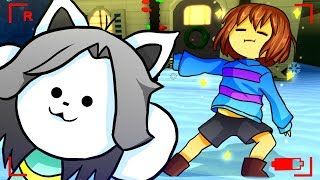 Download Frisk Becomes a YouTuber! Funny Cinematic Undertale AU Animation Roleplay Video