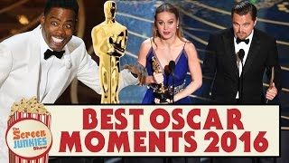 Download Oscars 2016 Review: Academy Award Awards - Leo Wins, Chris Rock Hosts! Video