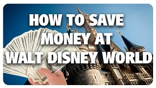 Download TOP 5 BEST Walt Disney World Money Saving Tips! | Best & Worst 01/11/17 Video