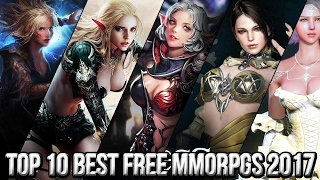 Download Top 10 Best Free MMORPG Games 2017 | Best Free Online Games You Should Play In 2017 Video