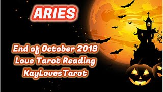 Download ARIES LOVE TAROT READING END OF OCTOBER 2019 Video