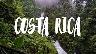 Download Costa Rica: La Paz Waterfall Gardens Travel Film Video