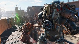 Download Fallout 4: 100 Ghouls VS BoS Army Video