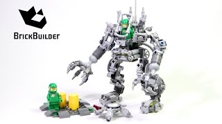 Download Lego Ideas 21109 Exo Suit - Lego Speed Build Video