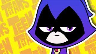 Download YO MAMA SO STUPID! Teen Titans Go - Raven Video