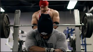 Download Chris Jones and Marc Lobliner Intense Chest Workout | Pump Chasers Video