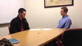 Download Bank Teller Interview Video
