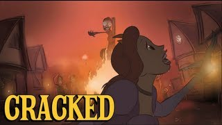 Download If Disney Cartoons Were Historically Accurate - Disney Musical Parody - With Rachel Bloom Video