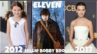 Download Stranger Things actors, Before and After they were Famous Video
