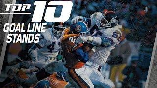 Download Top 10 Goal Line Stands | NFL Films Video