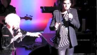 Download Cyndi Lauper & Adam Lambert - Mad World - Home for the Holidays Charity Concert - NYC Video