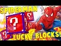 Download SPIDERMAN SUPERHERO LUCKY BLOCK MOD CHALLENGE | Minecraft - Lucky Block Mod Video
