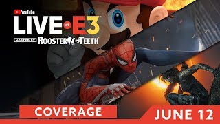 Download E3 2018: Nintendo Conference & DAY ONE Coverage feat. Spider-Man, Tomb Raider, Anthem & MORE! Video