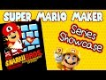 Download Super Mario Maker Level Series | SUPER SNARKII BROS.! | World 1 Video