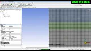 ANSYS CFX - Heat Transfer Tutorial - Fluid/Solid - Part 3/4