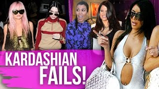 Download 8 BIGGEST Kardashian Fails! (Dirty Laundry) Video
