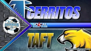 Download CCCAA Men's Soccer Semifinal: Cerritos v Taft - 12/1 - 10am Video