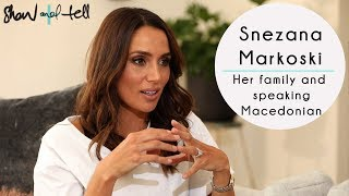 Download Snezana Markoski: On Her Family & Speaking Macedonian In Front Of People Video
