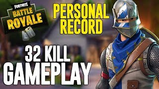 Download 32 Kill Solo Squads!! Fortnite Battle Royale Gameplay - Ninja Video