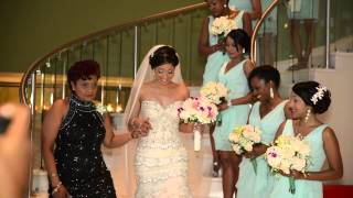 Download Di'Indra and Nishi Destination Jamaica Wedding Highlights HD Video