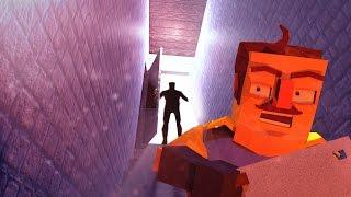 Download Minecraft | Hello Neighbor - BASEMENT DOOR ENDING! (Hello Neighbor in Minecraft) Video