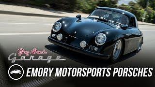 Download Emory Motorsports Custom Porsche 356s - Jay Leno's Garage Video