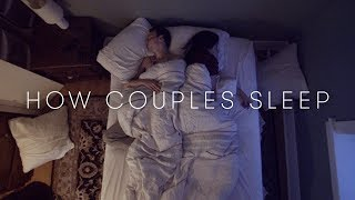 Download How Couples Sleep Together | Cut Video