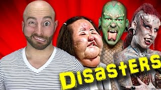 Download The 10 WORST Plastic Surgery DISASTERS Video