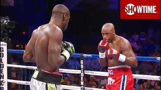 Download Deontay Wilder vs. Malik Scott - 1st Round KO - SHOWTIME Boxing Video