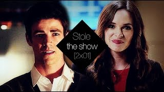 Download Barry & Caitlin || Stole the show Video